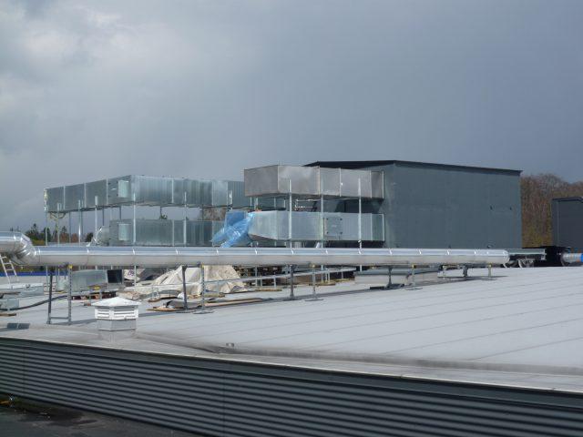 Projekt 2016 IKEA Museum takinstallationer