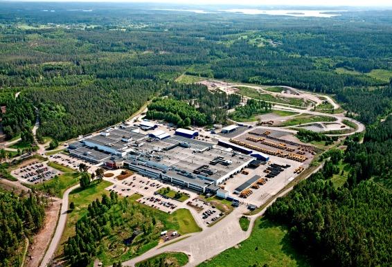 Projekt Volvo CE Braås